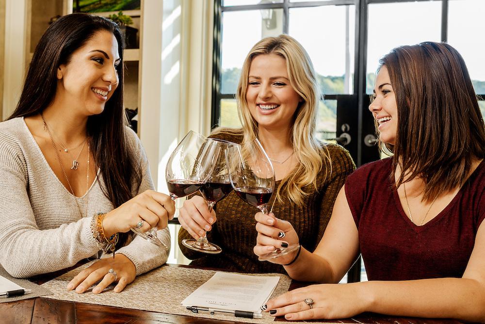 Chalk Hill Winery in Healdsburg, California