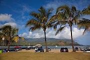 Hanalei Bay and Pier, Kauai, Hawaii