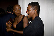ERYRA FREEMANTLE; BARONESS AMOS, June Sarpong  celebrates launch of her new political website, PoliticsAndTheCity.com. Institute Of Contemporary Arts (ICA), The Mall, London, SW1 8 July 2008 *** Local Caption *** -DO NOT ARCHIVE-© Copyright Photograph by Dafydd Jones. 248 Clapham Rd. London SW9 0PZ. Tel 0207 820 0771. www.dafjones.com.