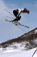 Freestyle NM, Big Jump, Oppdal 07.04.03<br />Thor Hegstad<br /><br />Foto:Carl-Erik Eriksson