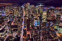 Downtown Toronto feat. Adelaide Street (center left)
