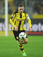 Marcel Schmelzer (Dortmund)<br /> Dortmund, 04.02.2017, Fussball Bundesliga, Borussia Dortmund - RB Leipzig 1:0<br /> <br /> Norway only