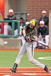 25 May 2013:  Mikel Mucha during an NCAA division 1 Missouri Valley Conference (MVC) Baseball Tournament game between the Wichita State Shockers and the Illinois State Redbirds on Duffy Bass Field, Normal IL