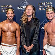 NLD/Amsterdam/20161213 - Inloop gasten The Roast of Gordon, Sophie Hilbrand