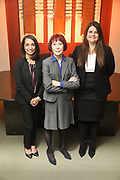 SHOT 12/4/19 11:24:24 AM - McGuane & Hogan, P.C., a Colorado family law firm located in Denver, Co. Includes attorneys Kathleen Ann Hogan, Halleh T. Omidi and Katie P. Ahles. (Photo by Marc Piscotty / © 2019)