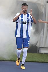 July 30, 2017 - Porto, Porto, Portugal - Porto's Mexican defender Diego Reyes during the pre-season friendly between FC Porto and Deportivo da Corunha, at Dragao Stadium on July 30, 2017 in Porto, Portugal. (Credit Image: © Dpi/NurPhoto via ZUMA Press)