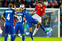 Fotball , 1 September , VM Kvalifisering , Landslaget , Norge - Aserbajdsjan , Sander Berge<br /> <br />  , Foto: Marius Simensen, Digitalsport