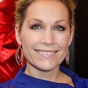 NLD/Den Bosch/20120214 - Valentijnslunch 2012 Addy van den Krommenacker, Tanja Jess