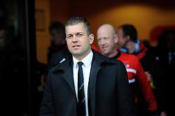 03-04-2010 VOETBAL: AZ - FC UTRECHT: ALKMAAR<br /> FC Utrecht verliest met 2-0 van AZ / Joost van der Hoek<br /> ©2010-WWW.FOTOHOOGENDOORN.NL