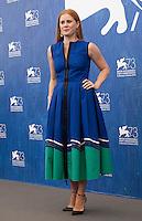 Amy Adams at Arrival film photocall at the 73rd Venice Film Festival, Sala Grande on Thursday September 1st 2016, Venice Lido, Italy.