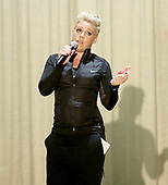 Pink Celebrates Launch Of Unicef Kid Power With NYC School Children