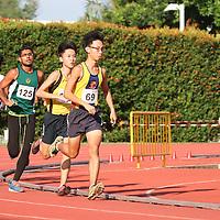 A Div Boys 5000m