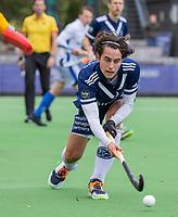 AMSTELVEEN - Niek Merkus (Pinoke)     tijdens   hoofdklasse hockeywedstrijd mannen, Pinoke-Kampong (2-5) . COPYRIGHT KOEN SUYK