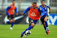 20090603: TERESOPOLIS, BRAZIL - Brazil National Team preparing match against Uruguay. In picture: Luis Fabiano. PHOTO: CITYFILES
