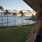 Sights and scenes from the Sheraton Resort on Kauai.