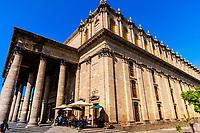Teatro Degollado in the Historic Center of Guadalajara, Jalisco, Mexico