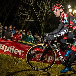 2019-12-29: Cycling: Superprestige: Diegem: Eli Iserbyt