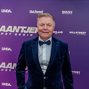 NLD/Amsterdam/20190415 - Filmpremiere première Baantjer het Begin, Rene Mioch