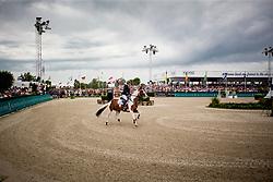 Hemeryck Rik, BEL, Ulyss Morinda<br /> Knokke Hippique 2019<br /> © Hippo Foto - Sharon Vandeput<br /> 30/06/19