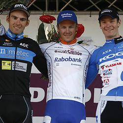 Olympia's Tour Reuver  <br />Dylan van Baarle wint de 61e editie Olympia Tour voor Peter Koning en Arno van der Zwet