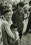 C012-24_Tom Hutchins_Peking boys in Wang Fu Chin, Peking.tif