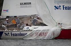 Gilmour v Williams . Photo: Dan Ljungsvik