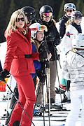 Fotosessie met de koninklijke familie in Lech /// Photoshoot with the Dutch royal family in Lech .<br /> <br /> Op de foto/ On the photo: Koningin Maxima  ///// Queen Maxima