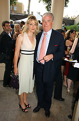 LORD & LADY BELL at the Tatler Summer Party 2006 in association with Fendi held at Home House, Portman Square, London W1 on 29th June 2006.<br /><br />NON EXCLUSIVE - WORLD RIGHTS