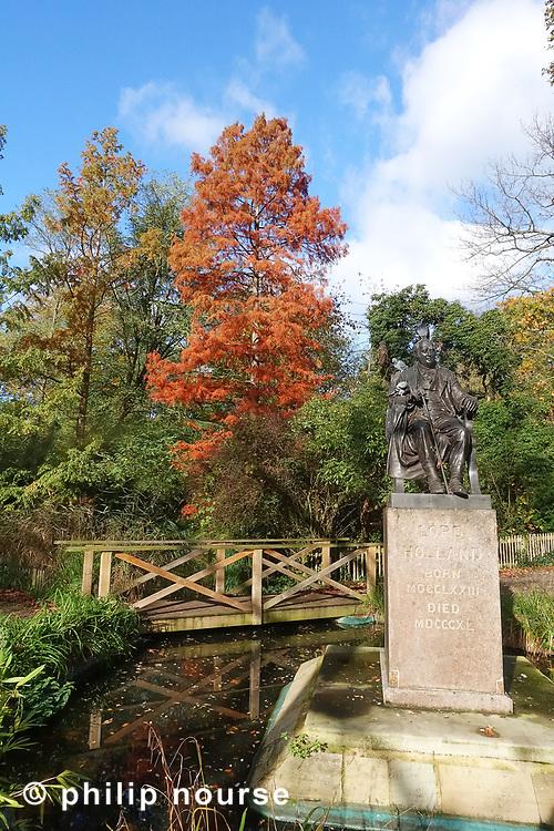 Autumn, Holland Park