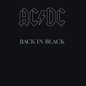 """July 25, 2021 - WORLDWIDE: AC/DC """"Back In Black"""" Album Release"""