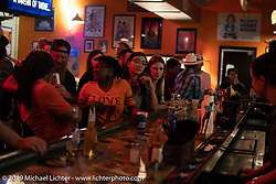The Congregation Show after party at the Tipsy Burro Saloon & Cantina in Charlotte, NC. USA. Friday April 13, 2018. Photography ©2018 Michael Lichter.
