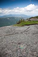 Cascade's survey marker