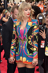 MTV VMA's Red Carpet - 26 Aug 2019