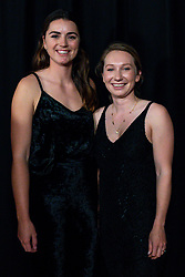 18-12-2019 NED: Sports gala NOC * NSF 2019, Amsterdam<br /> The traditional NOC NSF Sports Gala takes place in the AFAS in Amsterdam / Annette Duetz, Annemiek Bekkering (r)