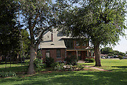 Governor Seay Mansion in Kingfisher