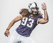 Mike Tuaua - TCU Football - Fort Worth, TX