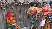 Dulemar | Indígenas guna / Mamitupu, comarca de Guna Yala / Panamá.