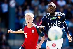 June 5, 2018 - Drammen, Norway - Usain Bolt of Stromsgodset during a friendly match between Stromsgodset and Norway U19 in Drammen. (Credit Image: © Jon Olav Nesvold/Bildbyran via ZUMA Press)