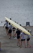 Poznan. Poland. GBR W8+. boating. FISA 2015 European Rowing Championships. Venue Lake Malta. 28.05.2015. [Mandatory Credit: Peter Spurrier/Intersport-images.com] .   Empacher.