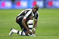 Fotball<br /> Italia<br /> Foto: Inside/Digitalsport<br /> NORWAY ONLY<br /> <br /> Mohamed Sissoko (Juventus)<br /> <br /> 22.03.2008<br /> Inter v Juventus 1-2