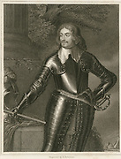 William  Craven lst Earl Craven (1606-1697) English nobleman and soldier. In Thirty Years War he commanded the English troops with Gustavus Adolphus.A Royalist during English Civil Wars. Engraving.