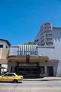 El Teatro Balboa se inauguró oficialmente en 1950 por la Compañía del Canal de Panamá y fue tranferido a la Repúplica de Panamá el 1 de octubre de 1979 con el fin de brindar entretenimiento a los sectores aledaños. Panamá, 13 de septiembre de 2011. (Victoria Murillo/Istmophoto)