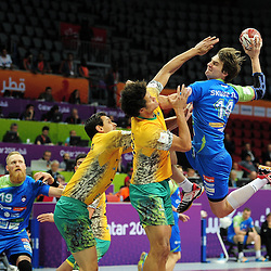 20150121: QAT, Handball - 24th Men's Handball World Championship Qatar 2015, Day 7