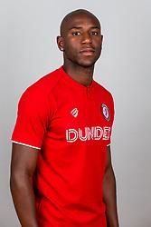 Bristol City sign Benik Afobe on loan from Stoke City for the 2019/20 season - Rogan/JMP - 09/08/2019 - Ashton Gate Stadium - Bristol, England - Sky Bet Championship.