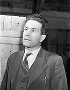 Eddie McElroy, Furniture Manufacturer, Castleblaney, Co. Monaghan.04/04/1957