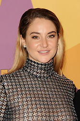 Shailene Woodley at the HBO's 2018 Official Golden Globe Awards After Party held at the Circa 55 Restaurant in Beverly Hills, USA on January 7, 2018. (Photo by Lumeimages/Sipa USA)