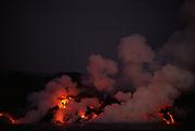 Volcanic Eruption February 1995<br /> Cabo Hammond, Island of Fernandina<br /> Galapagos Islands, ECUADOR<br /> South America