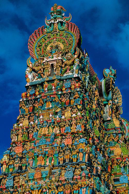 Sri Meenakshi Temple, Madurai, Tamil Nadu, India