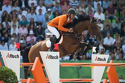 Jeroen Dubbeldam, (NED), Zenith SFN - Show Jumping Final Four - Alltech FEI World Equestrian Gamesª 2014 - Normandy, France.<br /> © Hippo Foto Team - Jon Stroud<br /> 07-09-14
