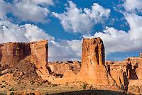 Sheep Rock, Arches National Park Utah USA